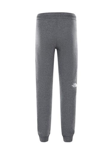 The North Face Fleece Çocuk Polar Pantolon Gri Renkli